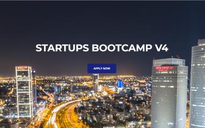 ONLINE LESSONS: Startup Nation V4 Startups Bootcamp