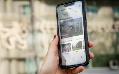 Turistická aplikace našeho startupu SmartGuide vyrostla o 700 procent a kosí konkurenci