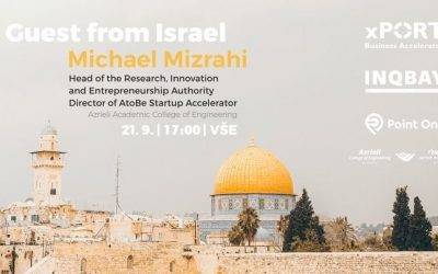 Workshop – The Story of Israel as a Startup with Michael Mizrahi